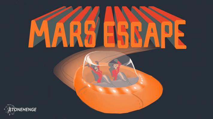 Y2 - Block B - Mars Escape